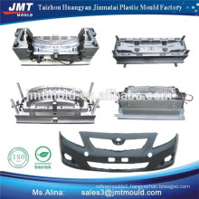 auto bumper plastic mould