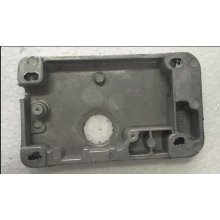 OEM Aluminum Diecasting Rear Plate for Electronic Use