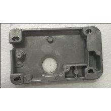 Placa posterior fundida a troquel de aluminio del OEM para el uso electrónico