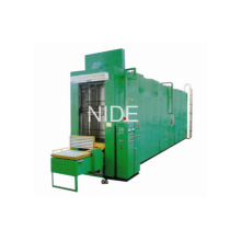 Automatic Stator Coil Varnish Impregnation Rolling Machine
