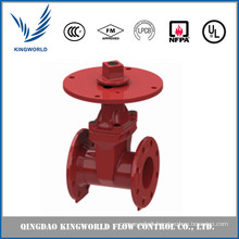 Tyco Resilient-Seated Gate Valves with Vertical or Cross Wall Post Indicator