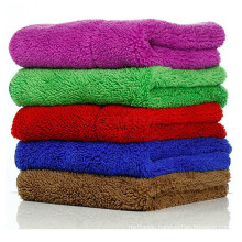 Microfibre kitchen dish cleaning towel cloth supplier