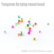 Wolfram Runde Fliegenbinden Perlen