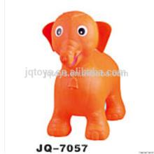 2016 nuevo salto Animal inflable juguete tolva elefante