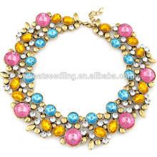 Grace Necklace Jewelry Dernier collier en gros de diamants