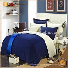 pillowcase preferential cotton pure color 4pcs bedding set, King queen size bed line/bedclothes+colourful 4 colors bedding
