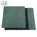 сверхмощный домашний спортзал резиновый пол над ковром