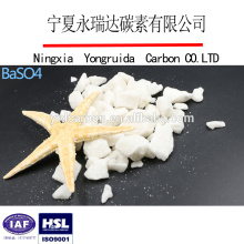 China manufacturer used barium sulphate for oil drilling with excellent quality