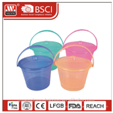 plastic bucket W/lid 4L/6L/8L/10L/13L