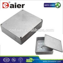 Cajas de aluminio fundido a presión del efecto del pedal de la guitarra 1590XX Caja del recinto