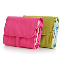 Sac cosmétique de sac de voyage en nylon de haute qualité