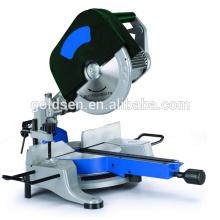 255mm 1600w Head Detachable Induction Motor Aluminum/Wood Cutting Cut Off Machine Portable Mini Electric Power Sliding Miter Saw