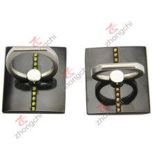 Reutilizável Stcky 360 graus de rotação dedo titular aperto telefone (pH)