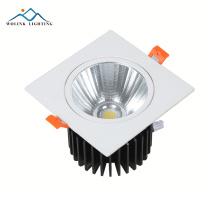 Высокое качество круглый тонкий энергосберегающий удар алюминия 5 Вт 7 Вт 9 Вт 12 Вт 15 Вт 18 Вт 24 Вт светодиодный светильник