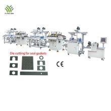 Планшетная высекальная машина для высокоточной высечки и штамповочная линия