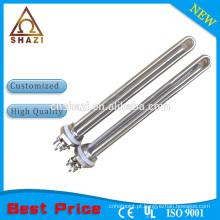 Elemento de aquecimento industrial eletricamente aquecido