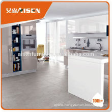Reasonable & acceptable price factory directly kitchen cabinets China