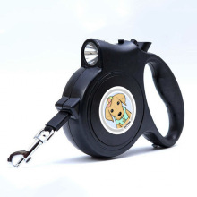 Professional Custome Metal Lock Pet Leash New Style Strong LED 5 M Pet Dog Leash Color Durrable Dog Leash
