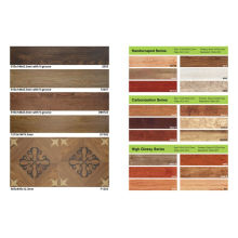 Cheap Price HDF Material Best Quality Laminate Flooring