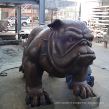 Popular Design bulldog statue with Great Price