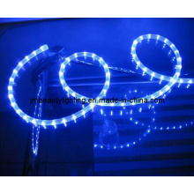 Ruban lumineux à LED 4 fils Corde lumineuse à LED (forme plate)
