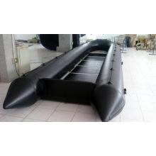 Bote inflable grande de 8m, bote de rescate