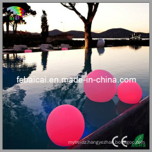 LED Large Hard Plastic Ball 60cm with Light Color Change
