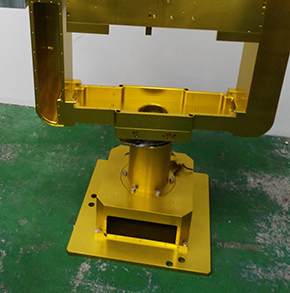 large part machining