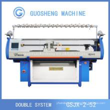 máquina para hacer punto automatizada de 52 pulgadas con peine (GUOSHENG)
