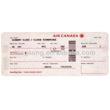 Southwest Airline Bordkarte Scheck und Gepäckanhänger