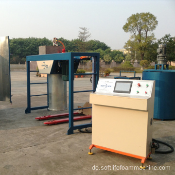 SEMI AUTOMATIC BOX BATCHING MACHINE