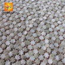 heißer Verkauf 100 recyceltes Baumwollhemdgewebe