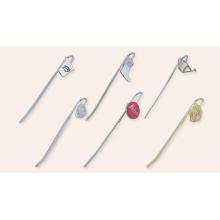 Metal Bookmarker Lapel Pin (GZHY-BM-004)