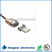 Aluminum Alloy Plug Fast Magnetic Charging USB Cable