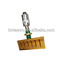190mm Ultrasonic Rubber Tire Cutting Blade 40KHz