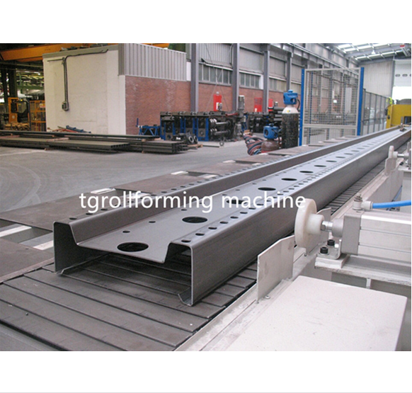 Mesin Hot Dip Galvanized M purlin