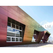 3D Digital Printing Sign Board Material Advertising ACP Aluminum Composite Panel for Outdoor Hoarding Billboard Pylons