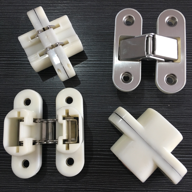 Ss304 Plastic Stainless Steel Furniture Hardware Hinges