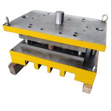 steel stamping mold metal progressive tooling stamping die for steel storage rack