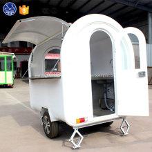 equipamento da cozinha do caminhão do alimento para a venda