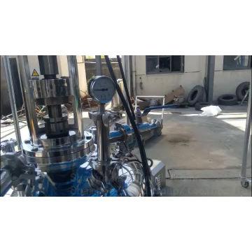 Shampooing de prix usine en acier inoxydable faisant la machine