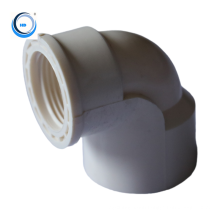 16-40mm 2 Inch  Equal Tee  90 120  Degree Thread  Elbow Cheap Clear  Pvc Pipe Fitting
