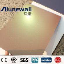 2 meter width Spectrum/Dreamx/Chameleon Surface Aluminium Composite Panel acp