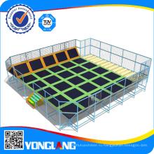 Профессиональный Производитель Китай создали крытый Парк trampoline