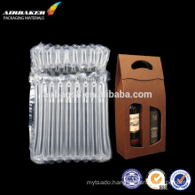 High security barrier air column bag for wine & bulb & electric products made in China