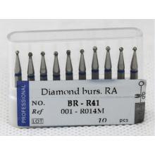 Ra / Ca Diamond Bur für Contra Winkel