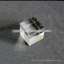 Чанг K9 кристалл оптовая продажа 3D лазерная гравировка куб Свадебные подарки могут быть настроены в соответствии с требованиями заказчика