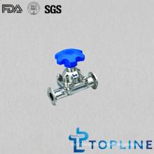 Sanitary Stainless Steel Sanitary Diaphragm Valve