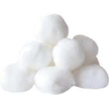 Bola de algodón absorbente médica de buena calidad