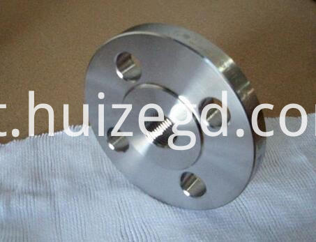 Ss Threaded Flange 02